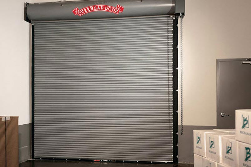 Fire-Rated Insulated Rolling Service Doors