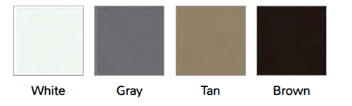 Standard Exterior Color