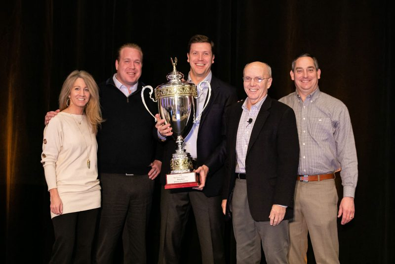 2018 Serco/Kelly Top Volume Distributor for the 15th year